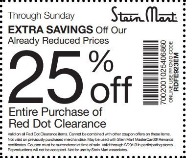stein mart printable coupon 17 best images about stein mart coupons on 24979 | 8fddaebb1bd65661aa5595c605bfbc55