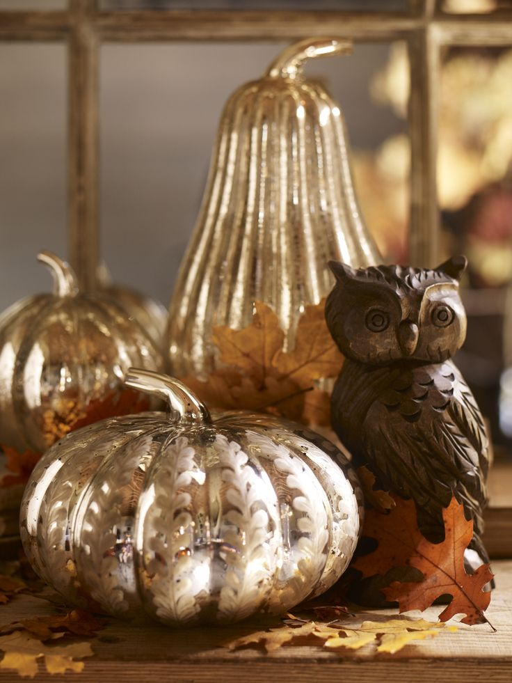 Inspiration Lane, potterybarn: A touch of fall elegance: