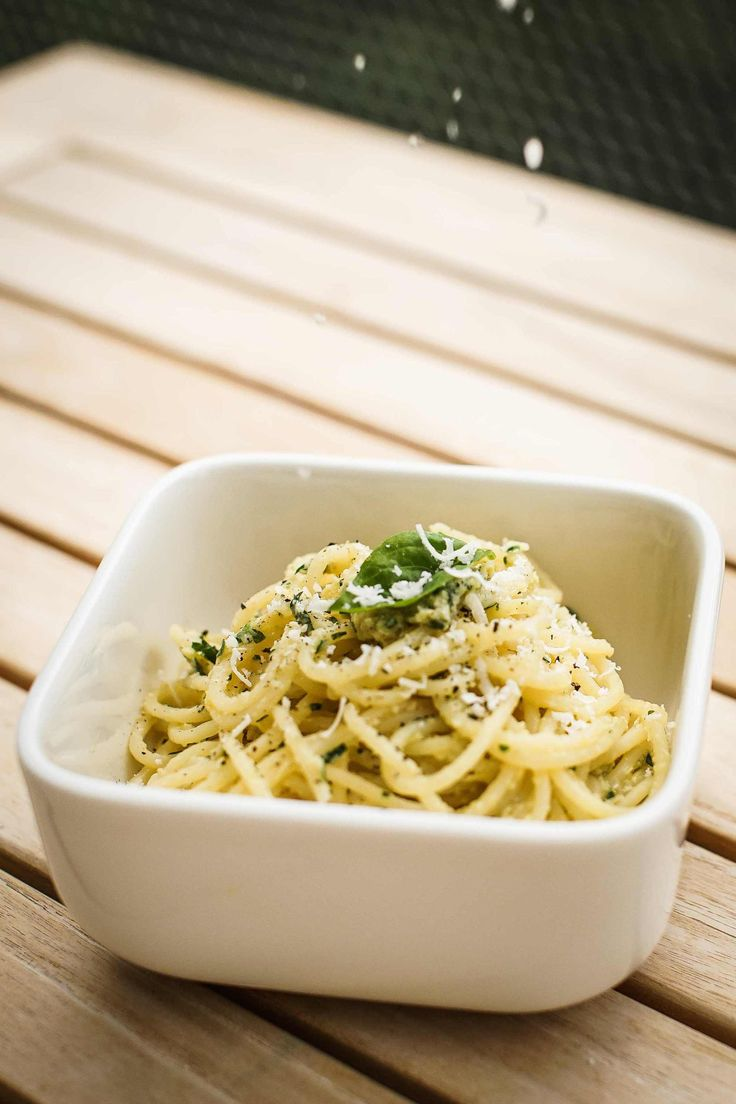 Pastamaniac: Schnelle Pasta mit Artischockenpesto