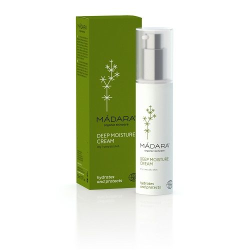 Madara – Crema Hidratanta Intensiva / ten uscat (50 ml)