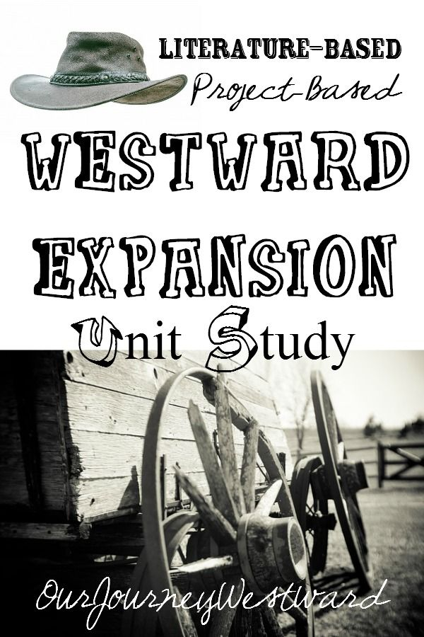 This pioneer/westward expansion unit plan includes a plan of study, a living literature list and ideas/examples of project-based learning.