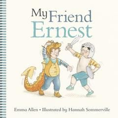 My Friend Ernest. Available for pre-order. Release date Jan25, 2016.