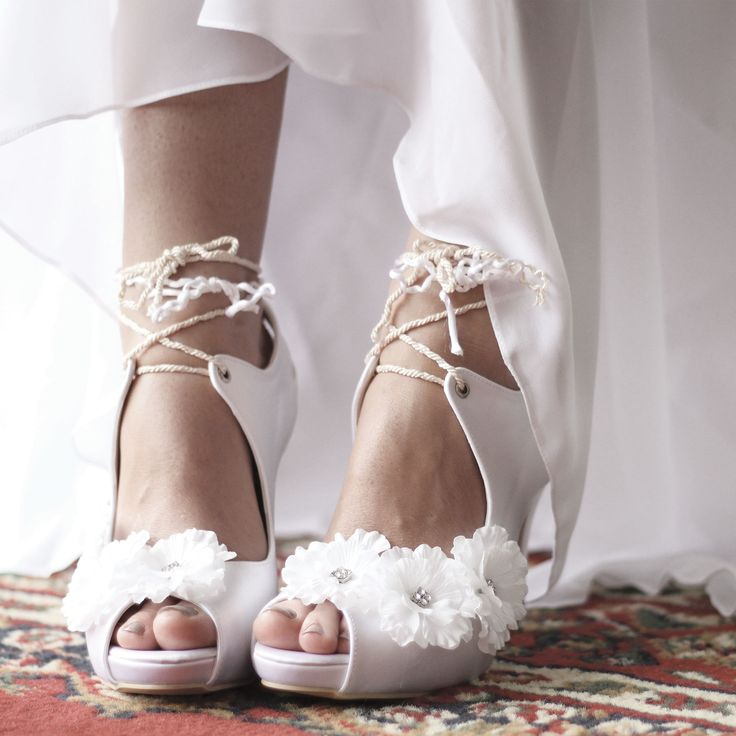 17 Best Images About Vintage Wedding Shoes On Pinterest