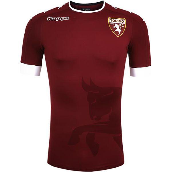 Tailandia Camiseta Torino Primera 2016/17