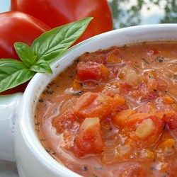 Jersey Fresh Tomato Soup - Allrecipes.com