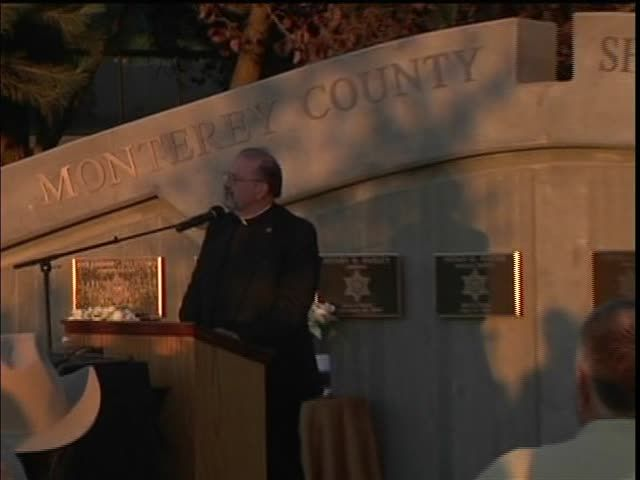 Memorial site honors fallen Monterey County deputies | Local News - Central Coast News KION/KCBA