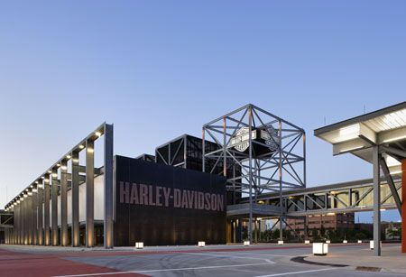 Celebrate Harley-Davidson's 110th Anniversary at the Harley-Davidson Museum in Milwaukee. Check out the link for more information on the legendary party! http://www.visitmilwaukee.org/h-d110/