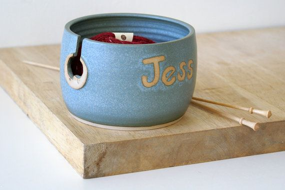 Made to order  A customised hand thrown by LittleWrenPottery, £18.00