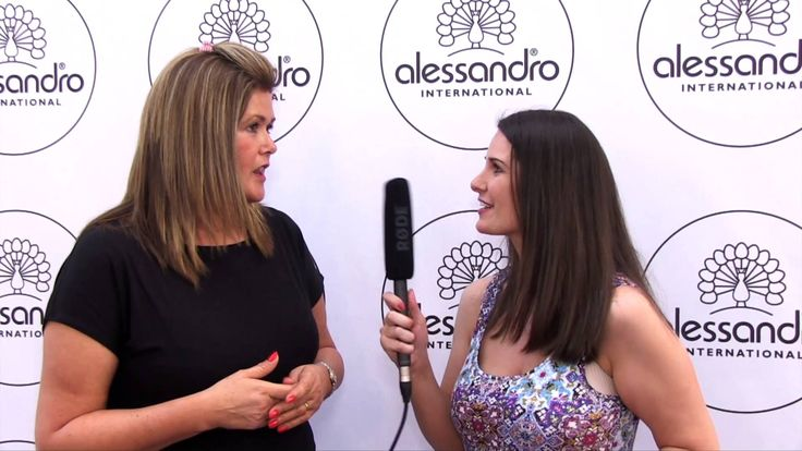Interview with Tara Oldham from Alessandro International #alessandrointernational #alessandro #interview #press