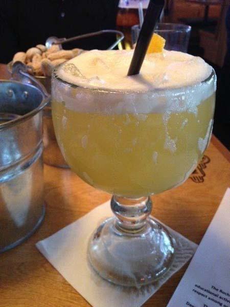 Copycat Jamaican Cowboy Margarita Recipe