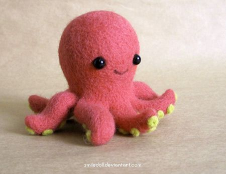 Octopus by Katy-Doll.deviantart.com on @deviantART