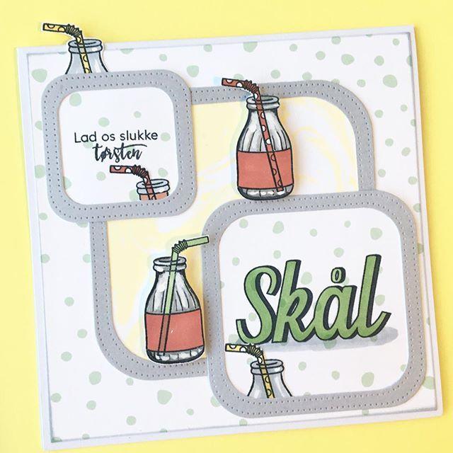 Sneak peek til marts stempeludgivelse som udkommer på lørdag. Samtidig er det inspiration til skitsekonkurrencen Kortet er designet af dygtige Anja #sneakpeek #nyhed #threescoopsdk #håndlavet #handcraft #handcrafted #handmade #handmadecards #handmadecard #cardmakinghobby #cardmaking #scrapbooking #papirhobby #paperart #papercut #papercraft #papercrafting #stempler #clearstamps #paperdesign #papirdesign #personlighilsen  #chameleoncolortones #coloring #kort
