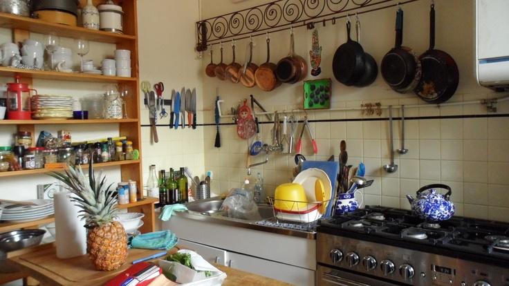more kitchen...