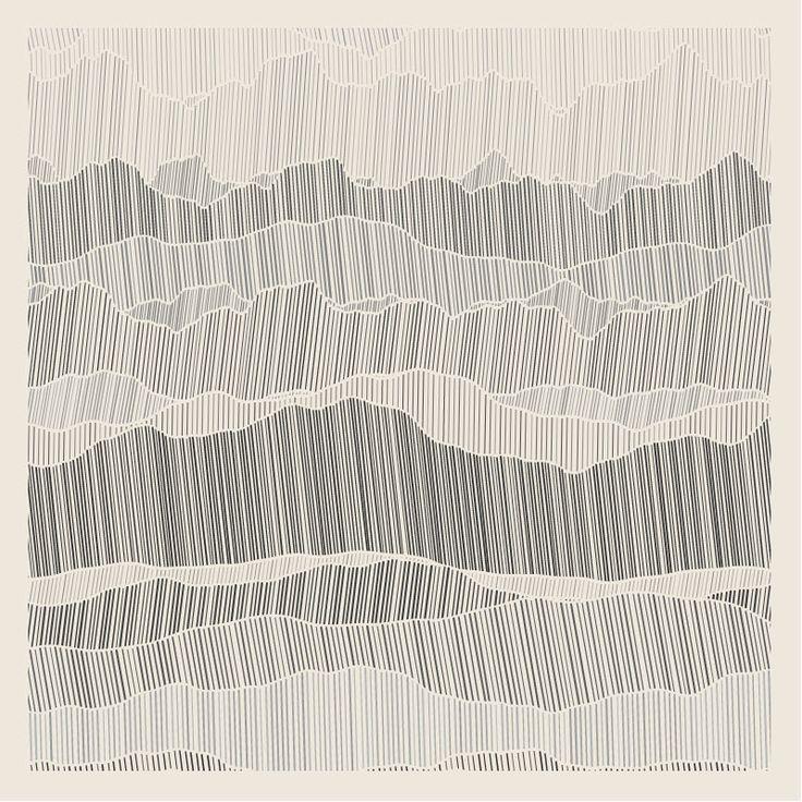 invrses:  hommage à long-lost drawing (2014)diana lange
