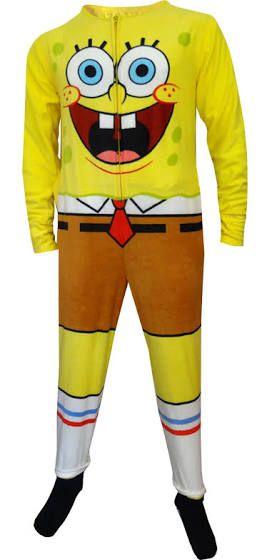 spongebob onesie - Google Search