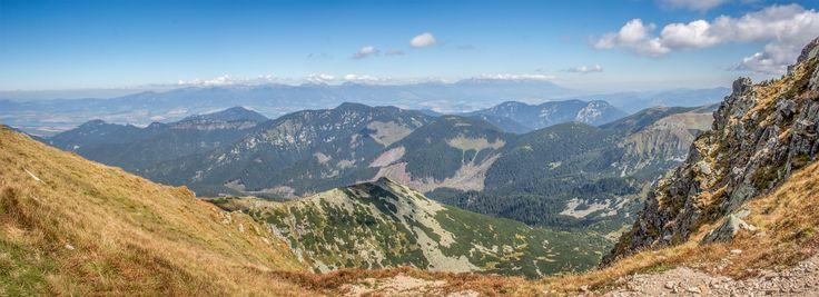Mountains - Low Tatras mountains