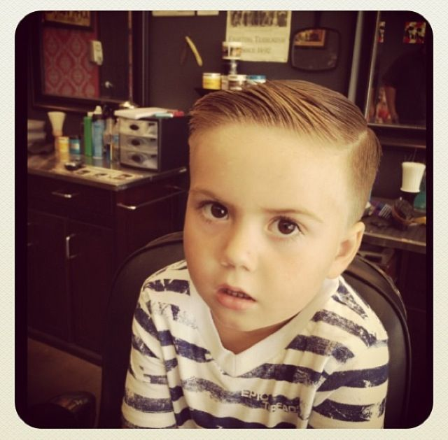 Best Haircuts For Youth : Best boy hairstyle operation child