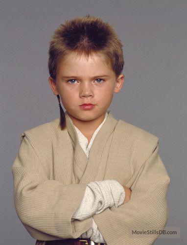 The Phantom Menace - Jake Lloyd promo pic - Anakin Skywalker young Padawan