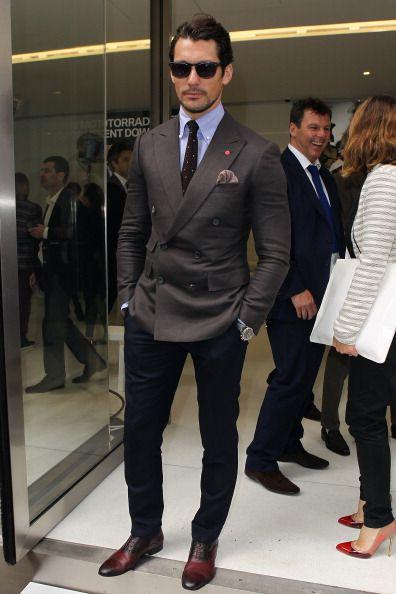 London Men's Collection, #mensstyle #businesswear #workwear