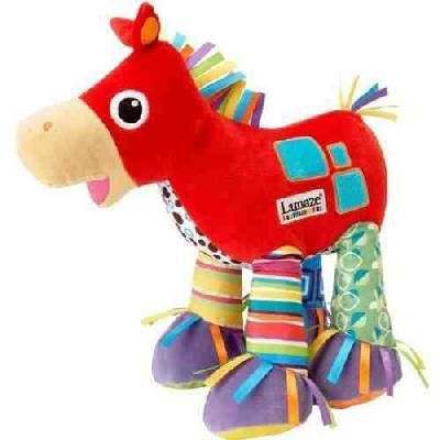 Lamaze Trotter Pony Toy in Pink