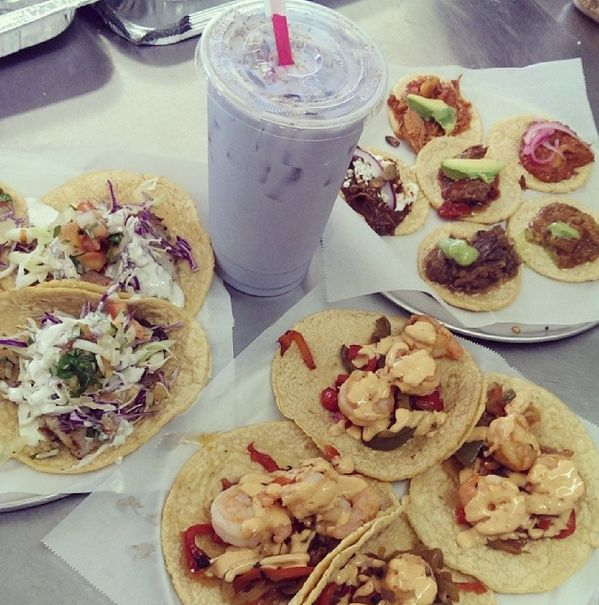 Guisados in Boyle Heights and Echo Park is adored for its selection of savory, tender braised meats and vegetables served in taco form. Soon, Downtowners can get in on the tasty fun. #DTLA #LA #LosAngeles #DowntownLA #eateries #foodies #placestoeatinDTLA #Guisados #Mexicanfood #RestaurantGuide
