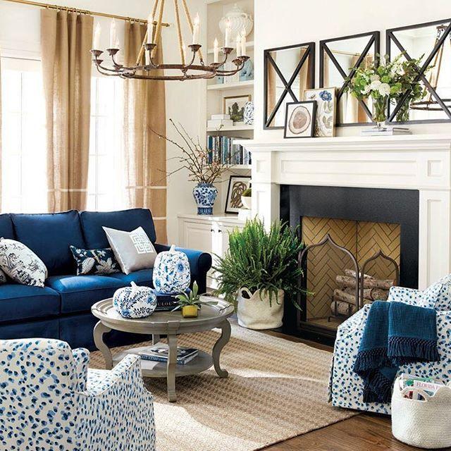 Kate Singeru0027s Living Room At The Hamptons Showhouse Part 62