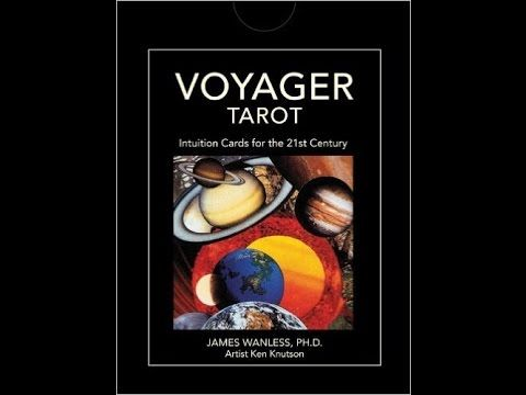 The Voyager Tarot by James Wanless: a card-by-card feature by Tarot Zamm. The Voyager Tarot deck is the oracle for the 21st century. Voyager is a timeless sy...
