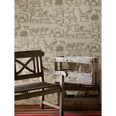 Buy Andrew Martin Ark Wallpaper Online at johnlewis.com