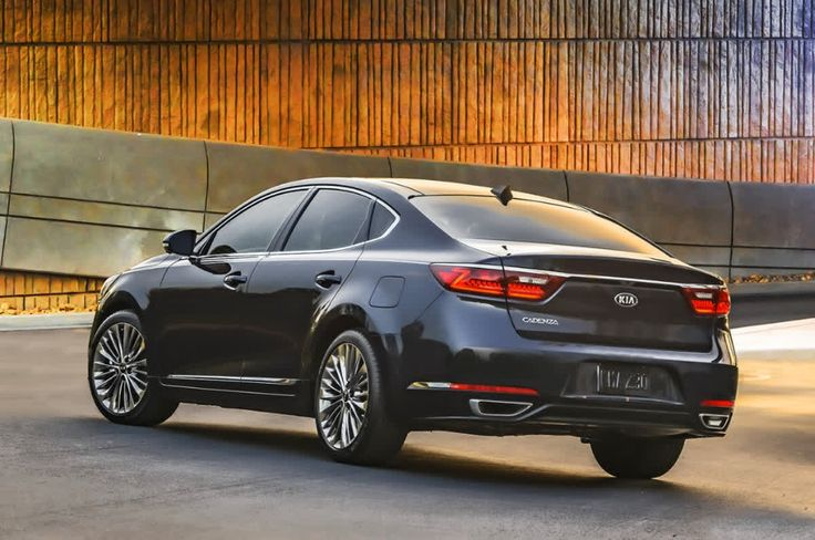 The #Kia #Cadenza has also re-tuned its tried and true 3.3-liter V6 for even better fuel economy. Now the V6 punches out 290 lively horses mated with a new eight-speed automatic.