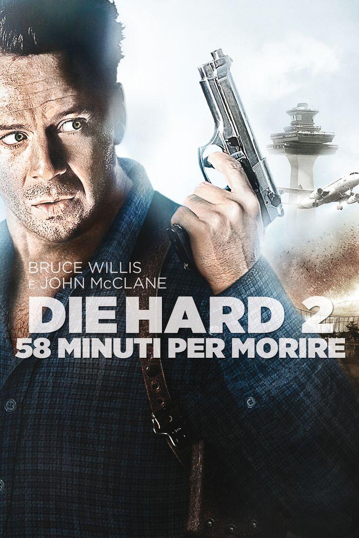 Magg. Grant: Tu sei l'uomo sbagliato, nel posto sbagliato, nel momento sbagliato!  John McClane: La storia della mia vita
