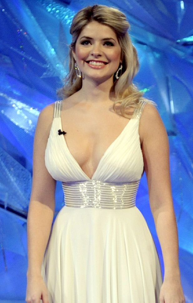 Holly Marie Willoughby is an English television presenter and model