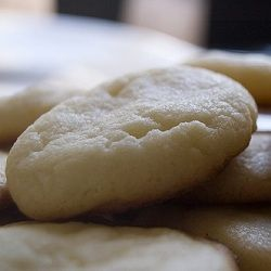This is an easy butter cookies recipe. My grandmother called them butter sugar flour cookies because those are the only three ingredients necessary...