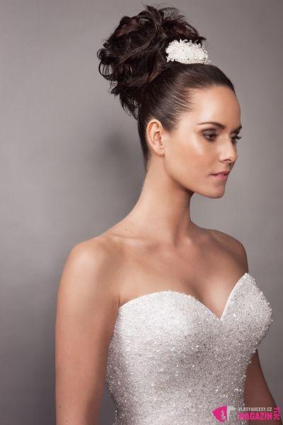 Renáta Czadernová | Svatební účesy 2016 Honza Kořínek: The BRIDES