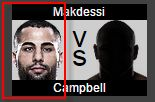 UFC 186 Shane Campbell vs John Makdessi Prediction
