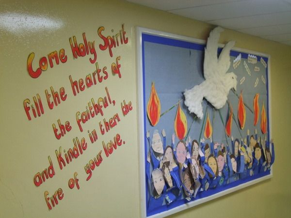 catholic pentecost activities