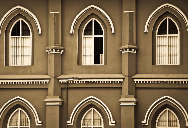 Windows of brightness by Gopi Krishna on 500px