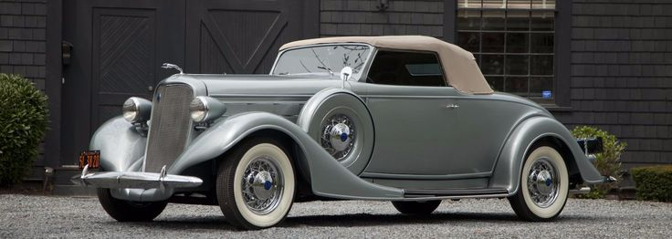 1935 Lincoln Model K Convertible Roadster by LeBaron - (Lincoln Motor Company, a division of Ford Motor Company, Dearborn, Michigan 1917-present)