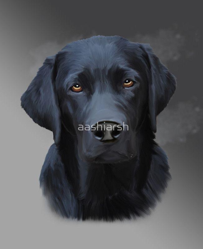 Black #Labrador #Dog Water Color #Art #Painting #sale #offer 20% OFF site wide use code twentyoff