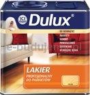 Dulux Lakier profesjonalny do parkietów jest nowoczesnym lakierem poliuretanowo - alkidowym przeznaczonym do zabezpieczania podłóg drewnianych, korkowych oraz innych powierzchni drewnianych wewnątrz domu. Tworzy trwałą i odporną na ścieranie powłokę. Niskozapachowa formuła zapewnia mniej uciążliwą aplikację w stosunku do konwencjonalnych lakierów rozpuszczalnikowych. http://www.e-budujemy.pl/ochrona_i_dekoracja_drewna_dulux_lakier_profesjonalny_do_parkietow_polmat_2-5l,13541p