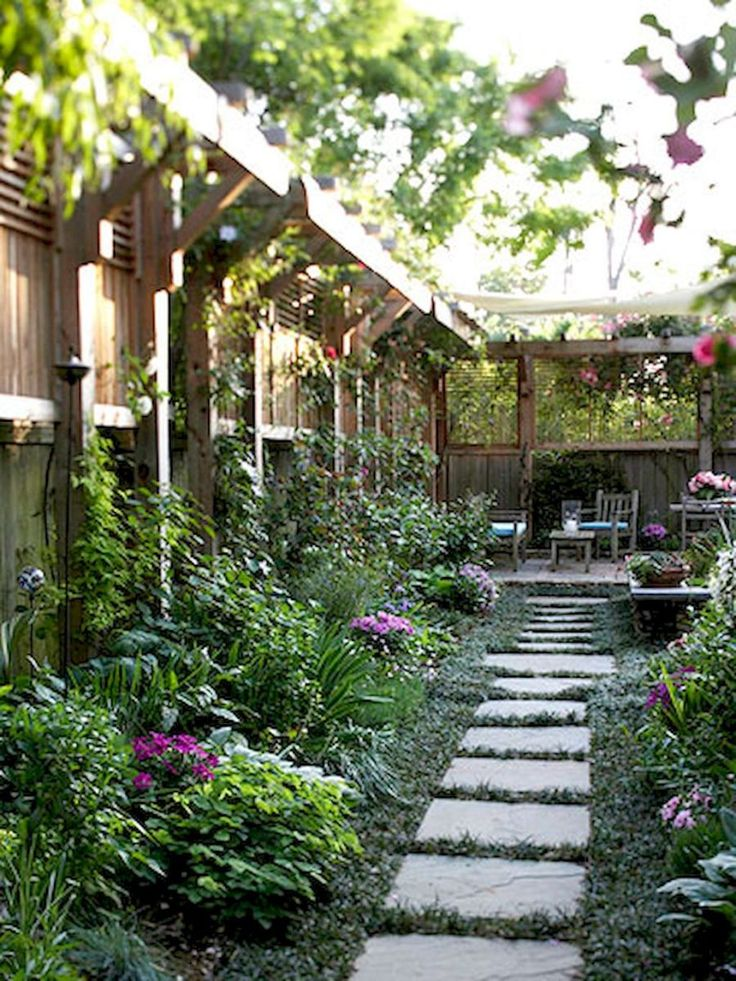 Best 25+ Privacy fence landscaping ideas on Pinterest ...