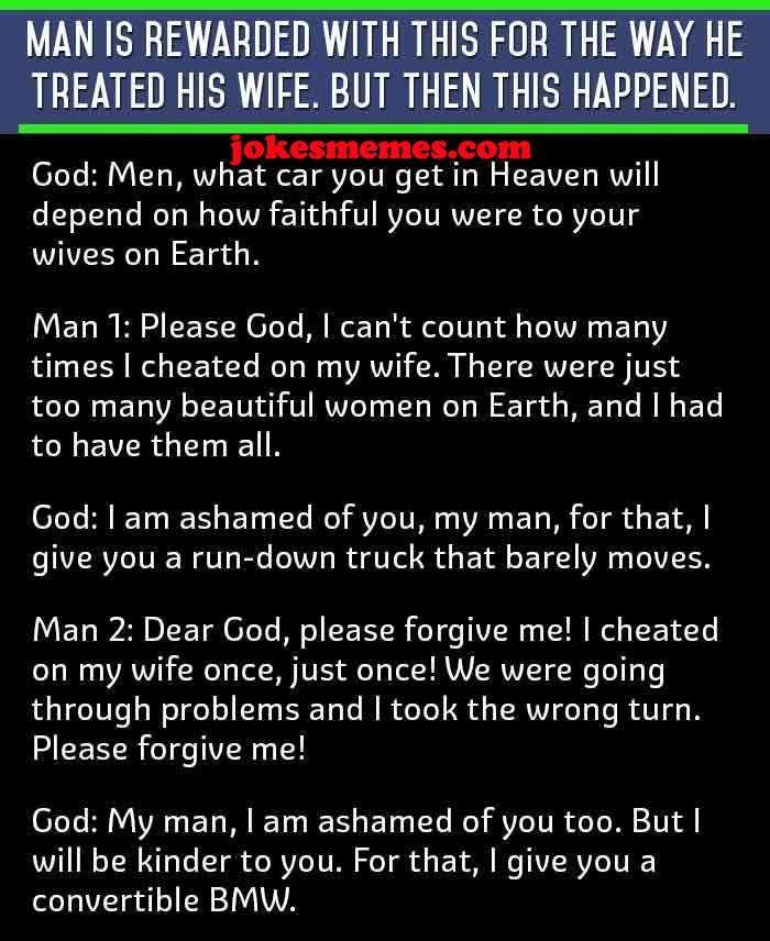 Pin On Husband Wife Jokes