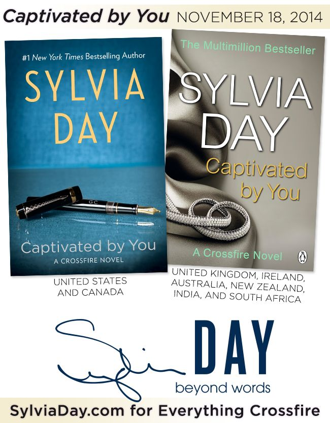 293 best angels aces images on pinterest crossfire series captivated by you by sylvia day see more chapters 1 3 are out of this world and it is jointly written in both fandeluxe Image collections