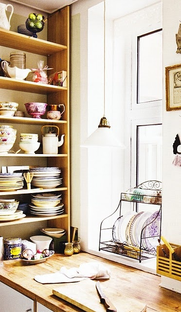 lovely things in a kitchen