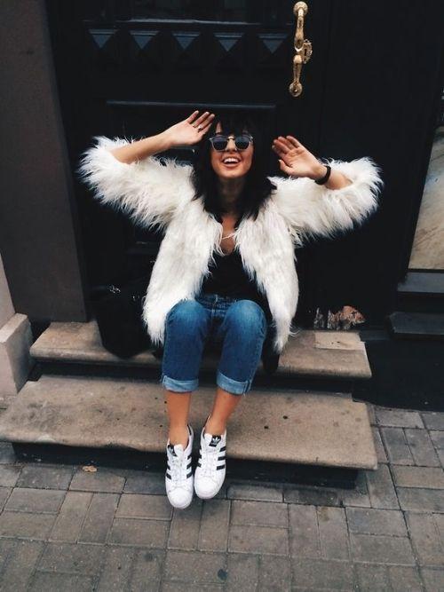 Casaco de pelo / Faux Fur - Fashiontown