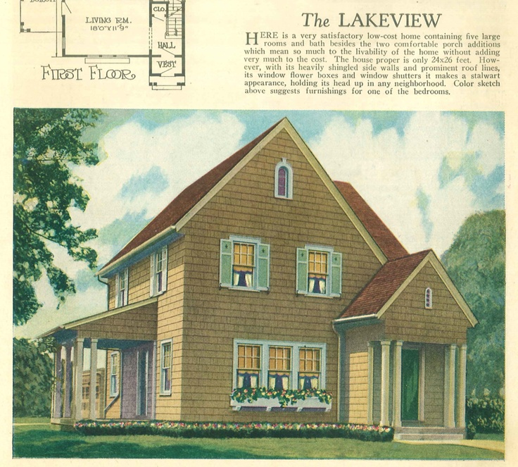 442 best house exteriors early 1900s images on pinterest for Low cost home additions
