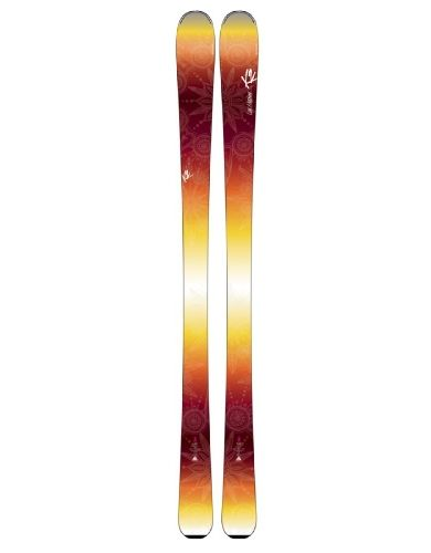 K2 Luv Machine 74Ti Ski - Womens and other K2 Carving Skis at Jans.com
