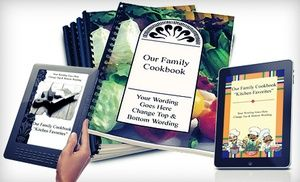 Groupon - Cookbook-Making Software with 5 or 10 Optional Cookbooks from The Great Family Cookbook Project (Up to 83% Off) in Online Deal. Groupon deal price: $19.99