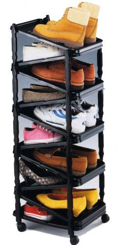 Shoe Racks And Organizers Best 17 Best Shoe Rack Images On Pinterest  Shoe Racks Shoe Cubby And Decorating Design