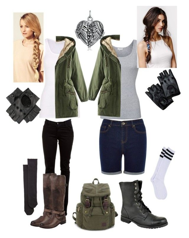 """""""adventure"""" by emma-city ❤ liked on Polyvore featuring Faith Connexion, Splendid, J Brand, Oasis, Frye, Bling Jewelry, Hershesons, With Love From CA and Wolford"""