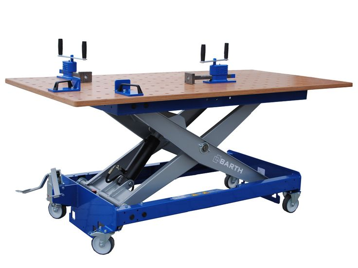 286 Best Scissor Lift Table Images On Pinterest Tools
